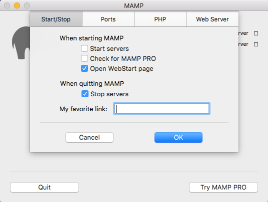 Running Grav Locally with MAMP | Exploring and Building Open